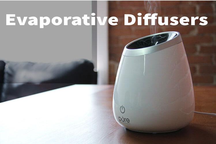 Evaporative-diffusers